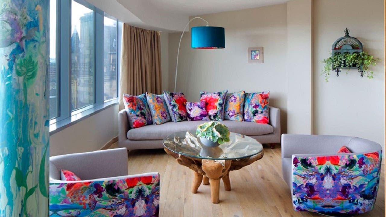 Radisson Scotland hotel suite