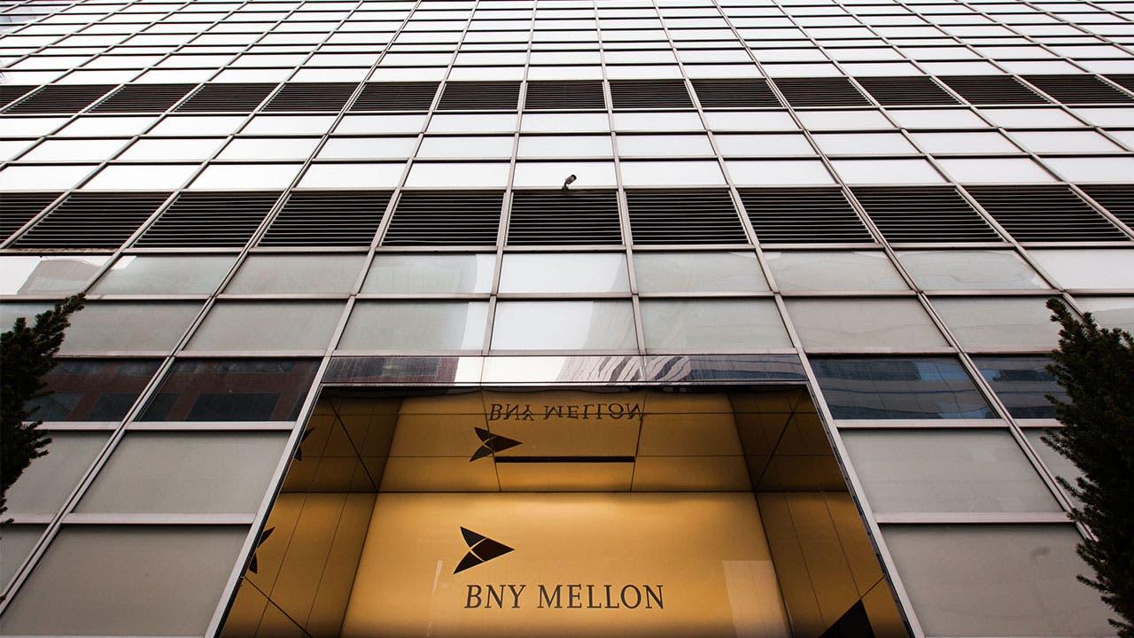 BNY Mellon in New York City