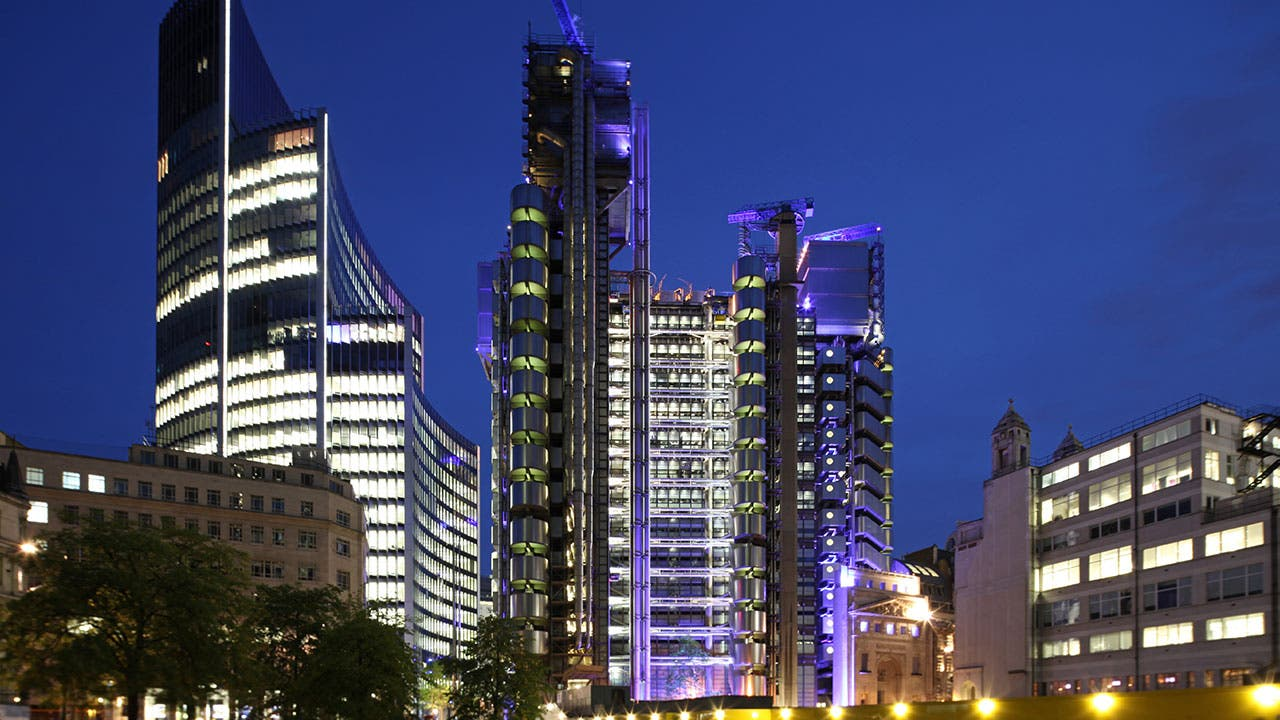 Lloyds Bank in London