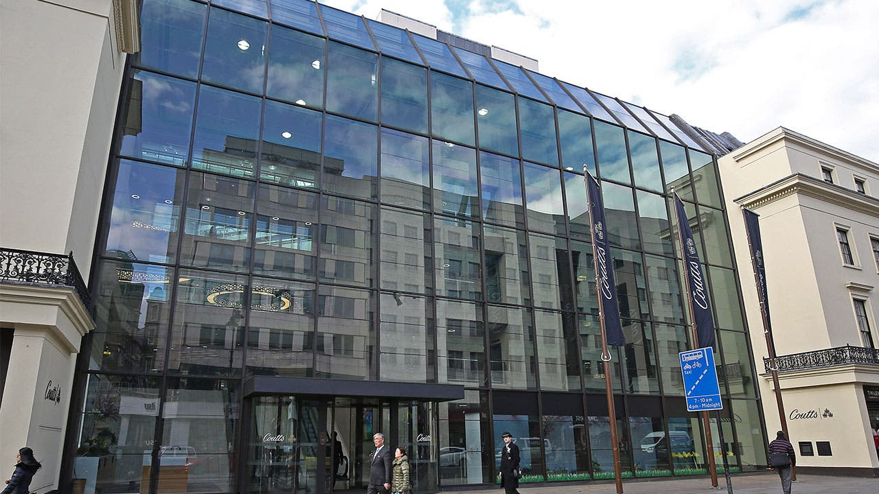 Coutts Bank London