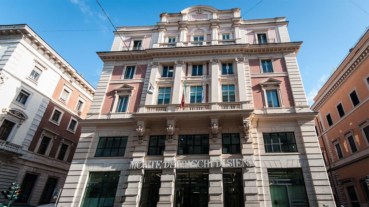 Banca Monte dei Paschi De Siena