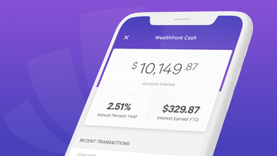 Wealthfront's cash account now offers 2.51% APY, higher than top savings accounts