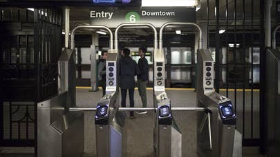Playing Your Cards Right: My contactless card experience on the NYC subway