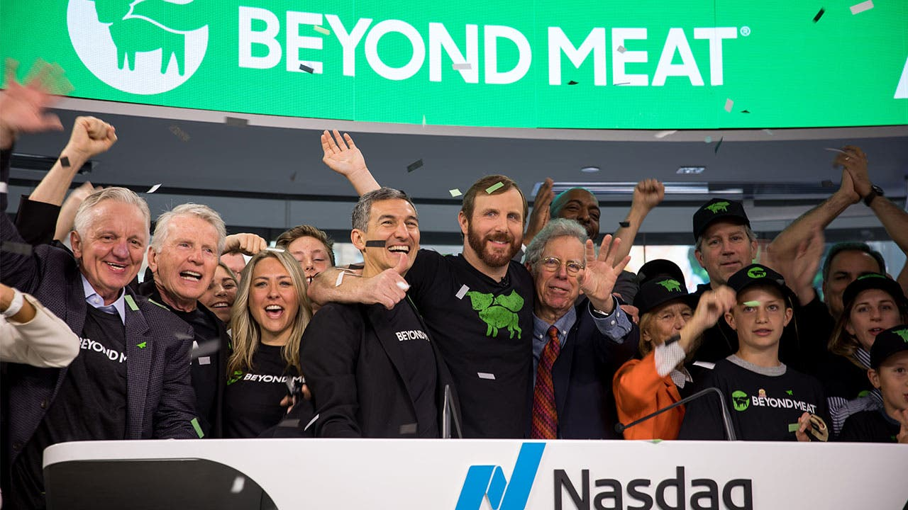 Beyond Meat IPO opening