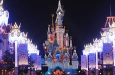 Paris Disneyworld