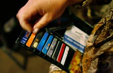 Credit card debt can be consolidated with balance transfer cards, loans and other financial tools.