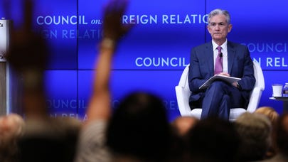 Powell says Fed will keep expansion going 'as long as possible' amid rate cut expectations