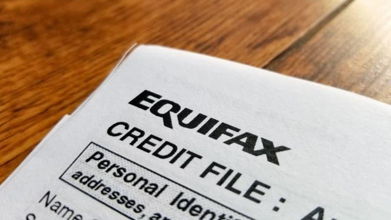 Paperwork of credit report