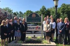 Trustar Bank Opening Day