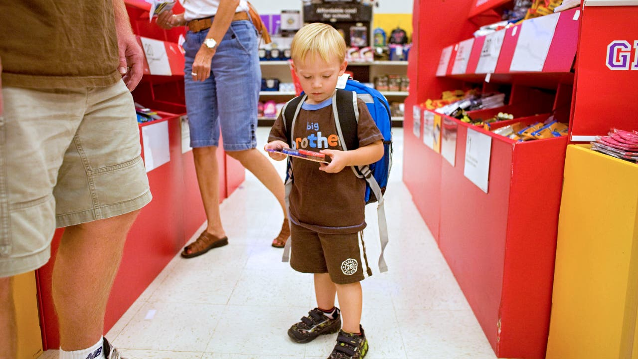 Maximize your back-to-school purchases with credit cards
