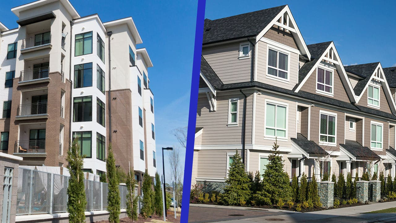 Condo Vs. Townhouse: Which Is Best For You? | Bankrate