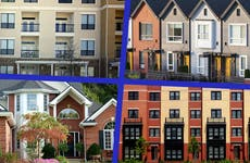 A comparison of four housing types