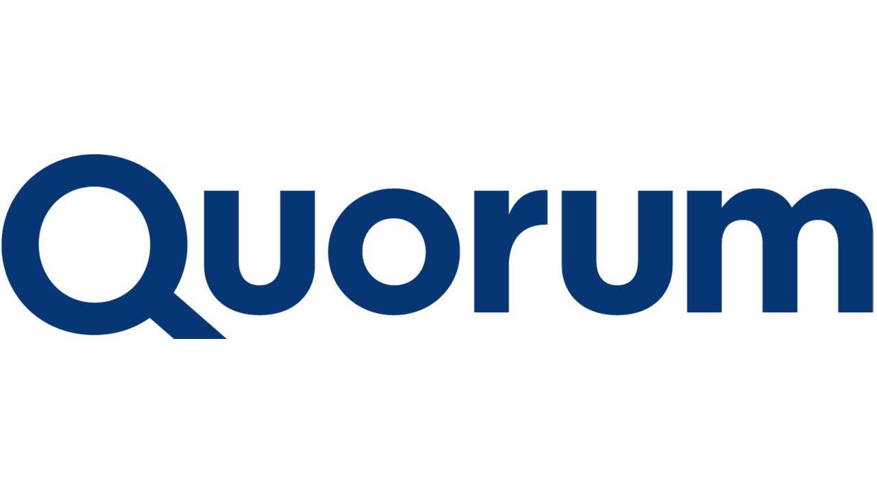 Quorum bank logo