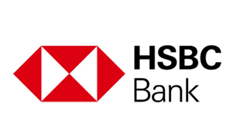 HSBC Bank Review 2019 Logo