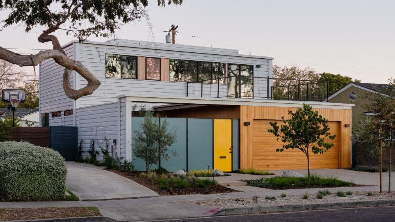 Container and modular homes are popping up all over and here's what they look like