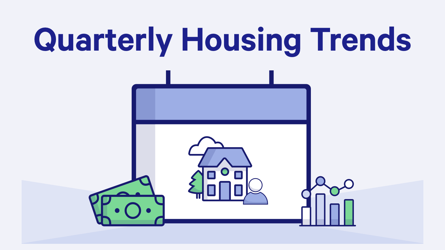 quarterly housing trends