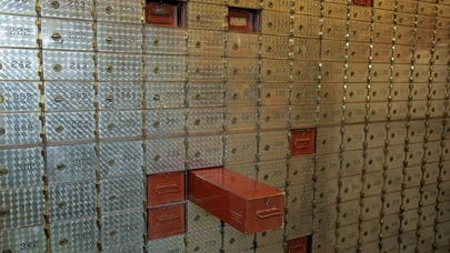 What you should (and shouldn't) store in a safe deposit box