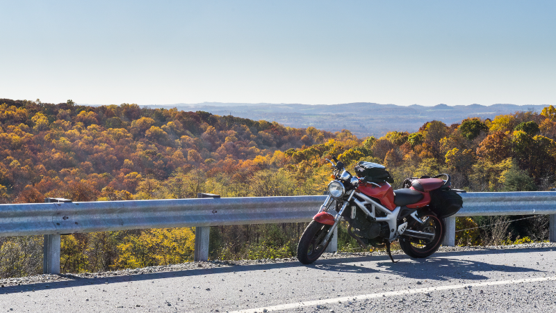 motorcycle in pennsylvania