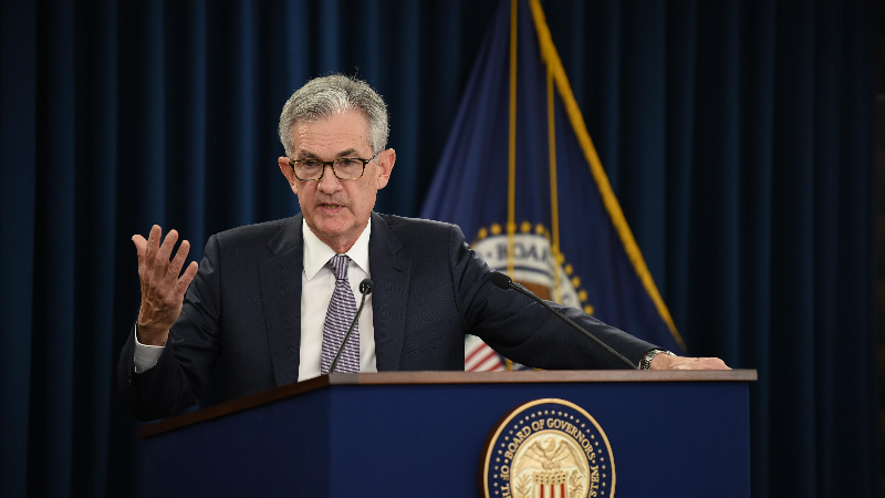 Federal Reserve Chairman Jerome Powell delivers press conference