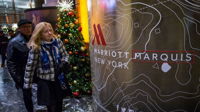 Marriott New York