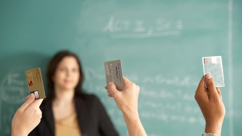Here is a list of credit card benefits offered exclusively to students