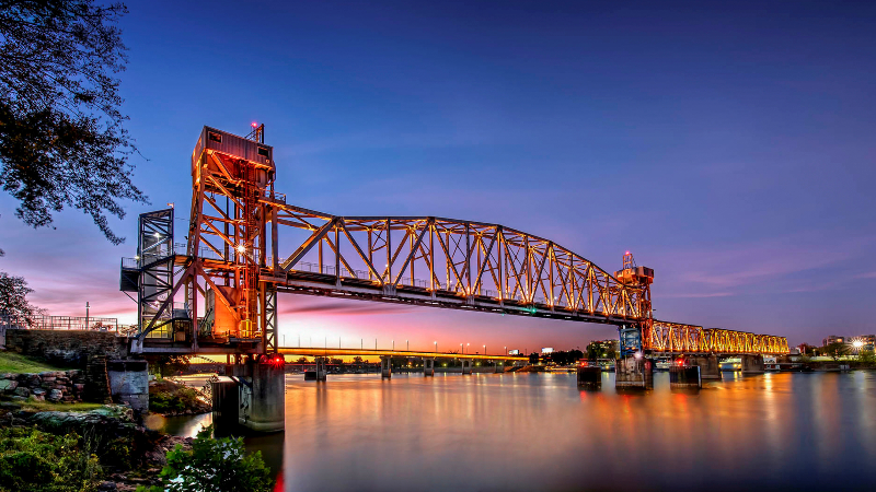 Junction Bridge in Arkansas