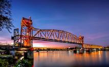 Junction Bridge in Arkansas