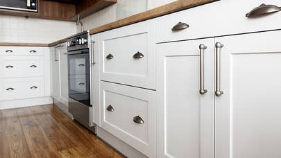 How much do new cabinets cost?