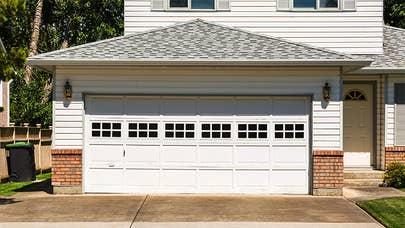 How much do garage doors cost?