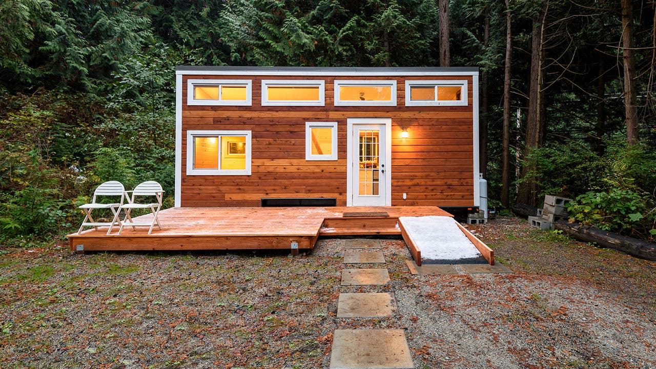 How to finance a tiny home