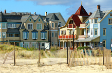 New Jersey homes in the summer