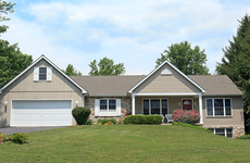Suburban house in Pennsylvania