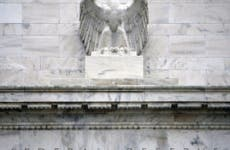 Federal Reserve Eccles Building in Washington, D.C.