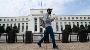 Here's what the Fed has to see before lifting interest rates from rock bottom