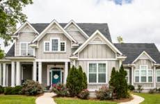 Single Family Home in Suburb Neighborhood