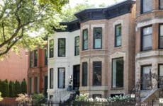 Chicago townhouses