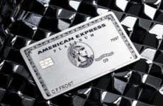 Amex Platinum credit card