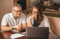 Homeowners assess their budget and financial goals in order to refinance.