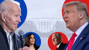 Trump vs. Biden: Where the presidential candidates stand on key issues affecting your wallet