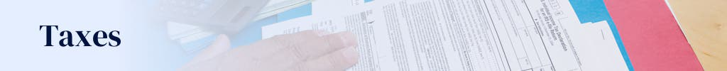 Tax policy header