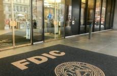 The FDIC headquarters building