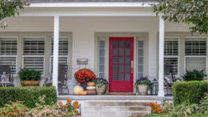 8 simple ways to add curb appeal to your home